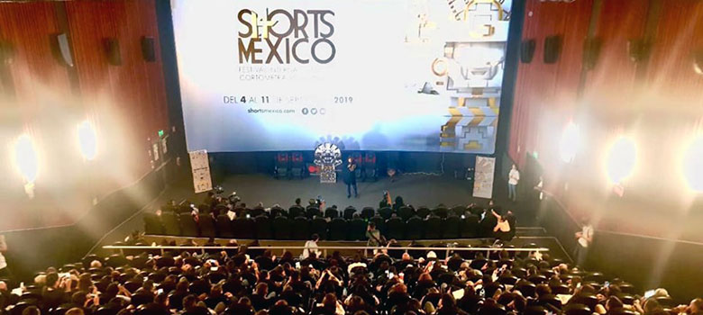 Arranca Shorts Mexico 2019