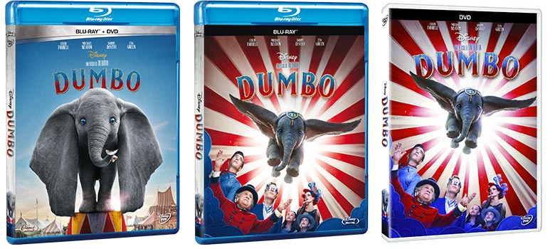 Dumbo bluray