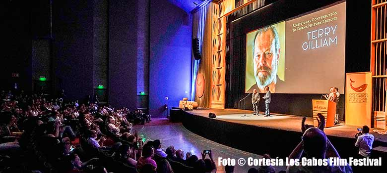 Terry Gilliam Los Cabos