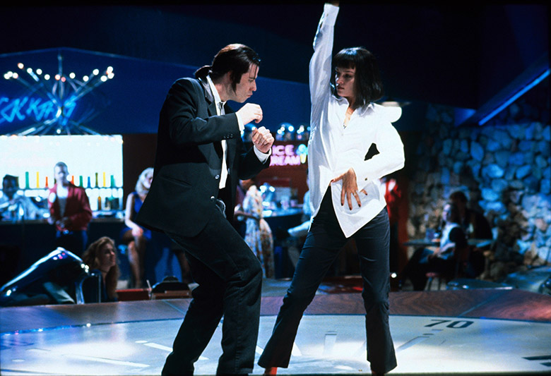 Pulp Fiction baile