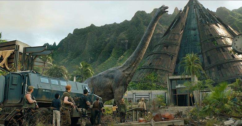 ENCUADRES Jurassic World: El Reino Caído. Cuando el espectador despertó…